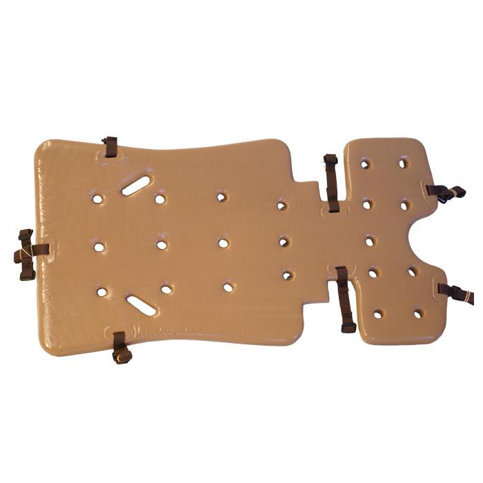Danmar liner cushion for feeder seat, bath chair