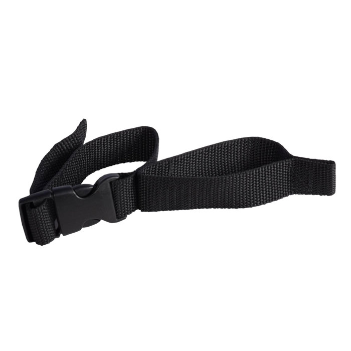 Danmar chin strap with quick-release buckle