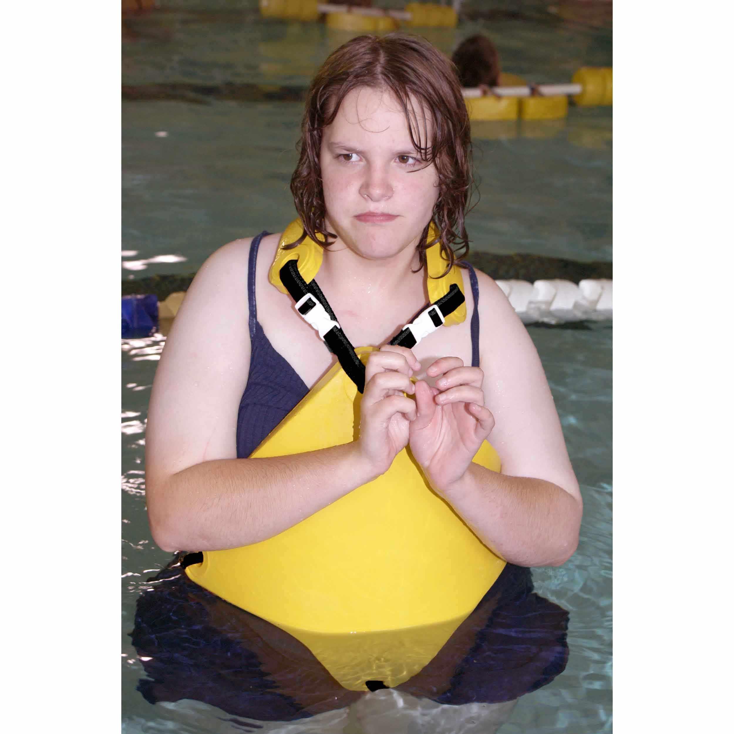 Delta swim system