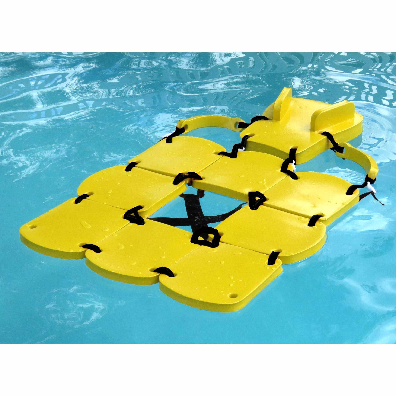 Danmar sectional raft