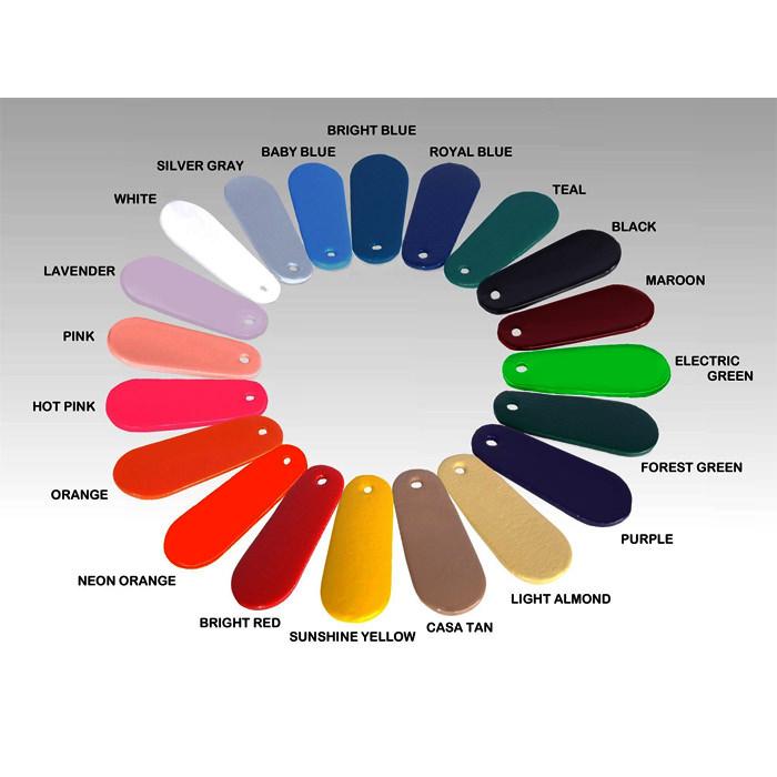 Danmar chin guard colors