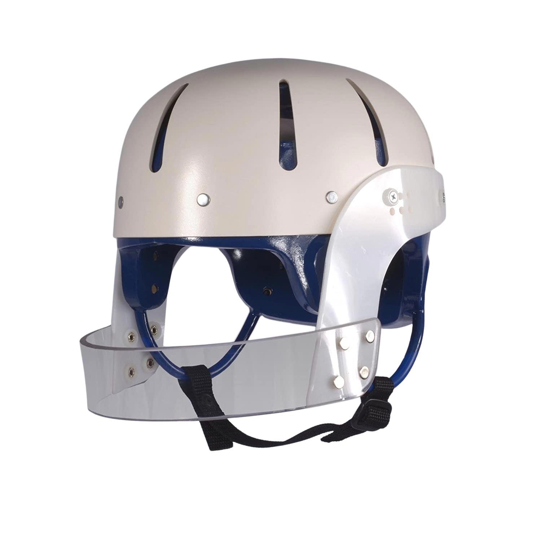 Danmar hard shell helmet with face bar