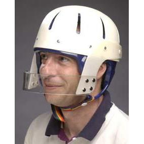 Hard shell helmet