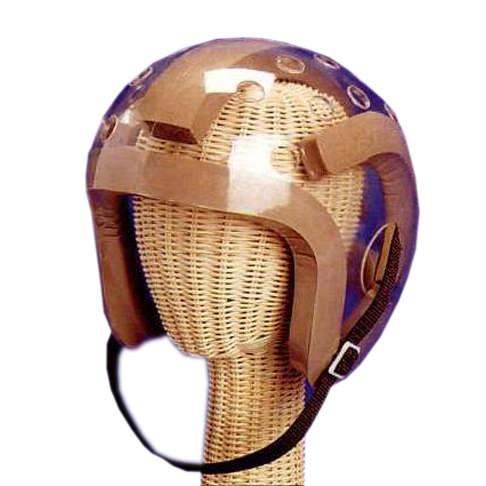 Clear helmet