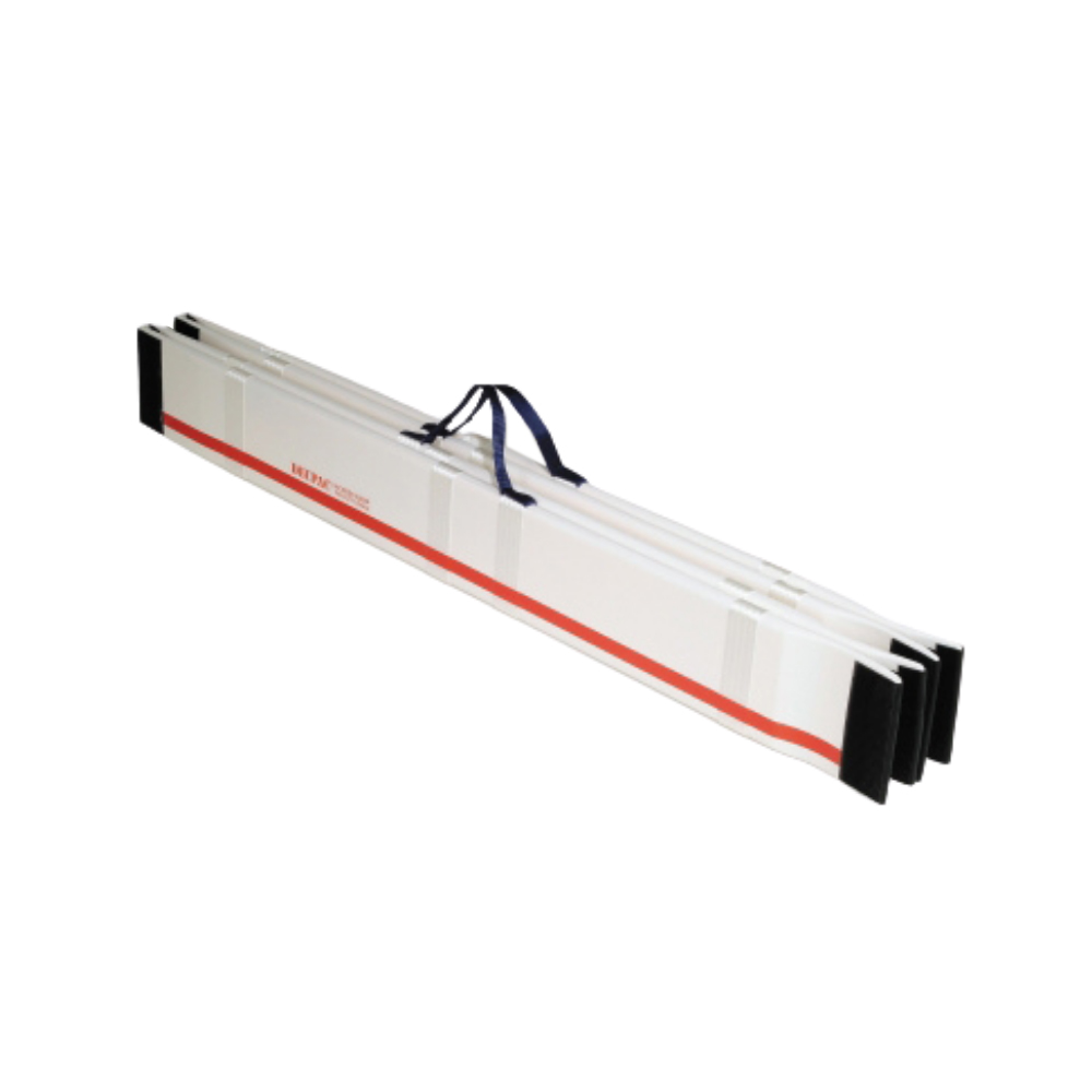 DecPac Fiberglass Folding Portable Ramp