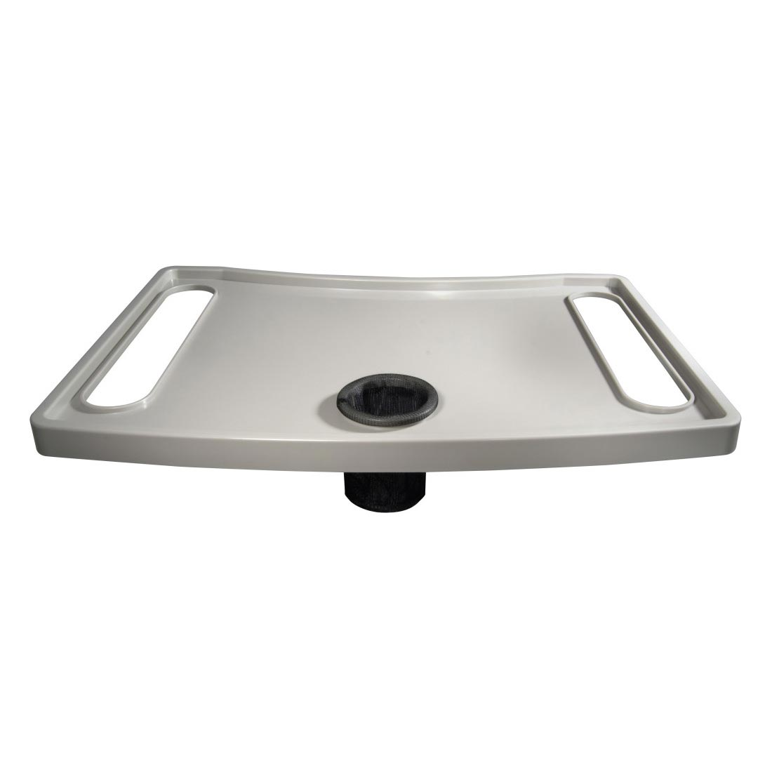 Drive Medical Universal Walker Tray with Cup Holder, Grey