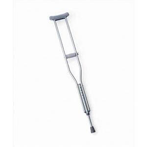 Drive Adult Aluminum Crutches with Accessories, 350 lb Weight