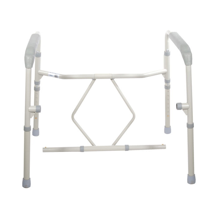 Drive Medical bariatric folding commode