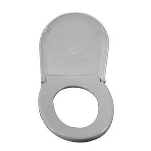 Drive Replacement Toilet Seat with Lid, Oblong Oversized