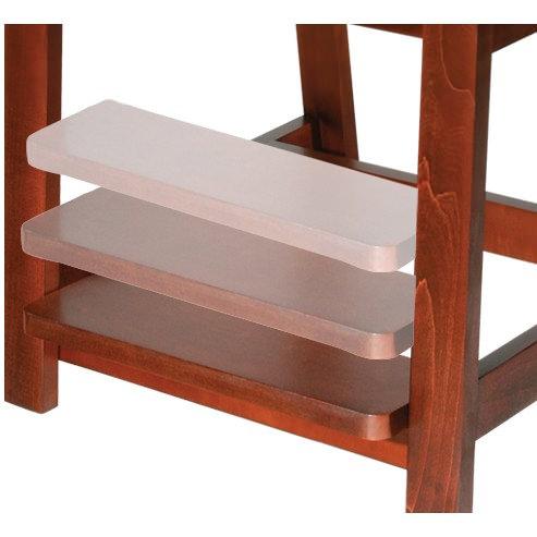 Drive medical wood hip-high chair
