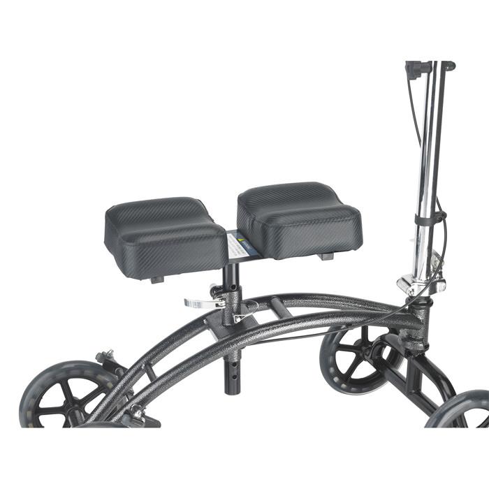 Drive Medical DV8 steerable aluminum knee walker