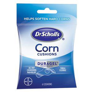 Dr. Scholl's Orthotic Corn Cushion with Duragel Technology