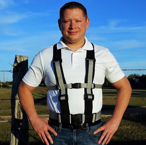 Drop Support Harness