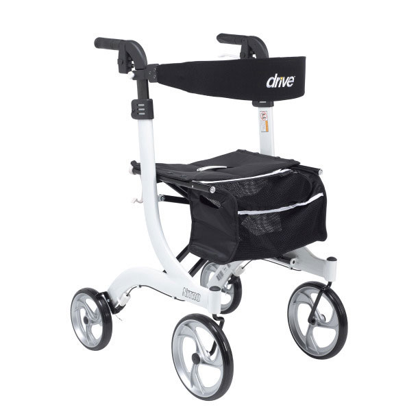 Drive Medical nitro tall height aluminum rollator