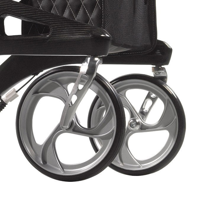 Drive Medical Nitro elite carbon fiber rollator