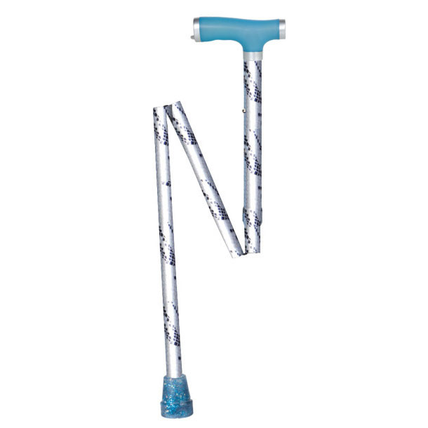 Drive Medical folding canes with grip handle and tip