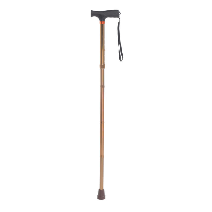 Drive Medical soft handle aluminum folding cane