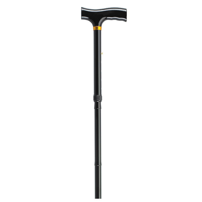 Drive Medical bariatric height adjustable aluminum folding cane