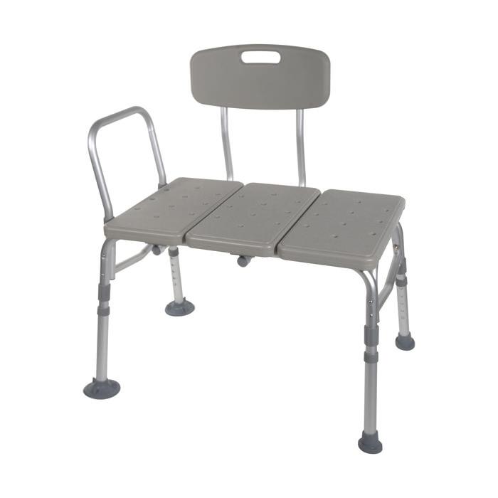 Drive Medical three piece transfer tub bench