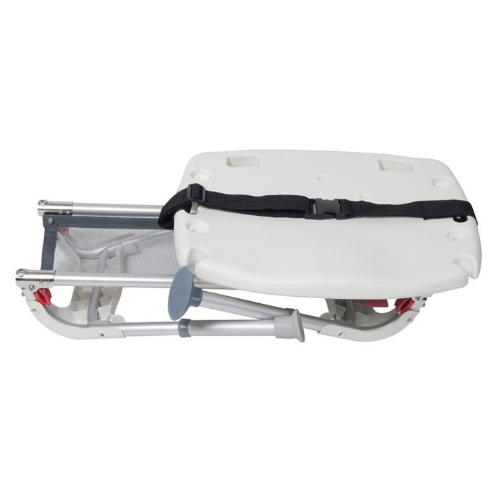 Drive Medical folding universal sliding transfer bench