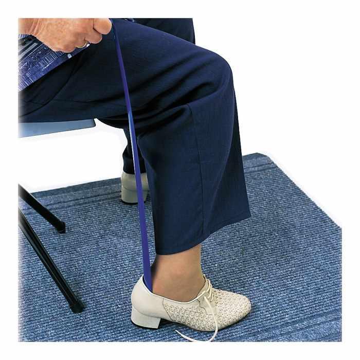 Drive Medical blue max metal shoe horn