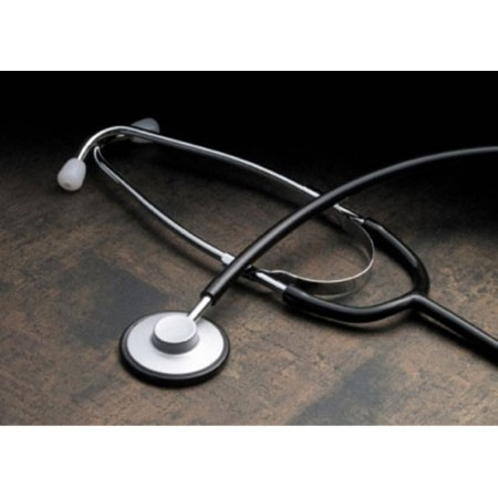 Dukal Single Sided Chestpiece Classic Stethoscope, Green