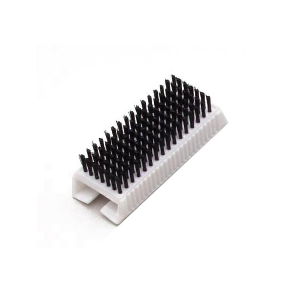 Dukal Nylon Scrub Brush, White