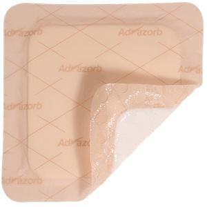 "Advancis Medical Advazorb Border Adherent Hydrophilic Foam Dressing 3"" x 3"""