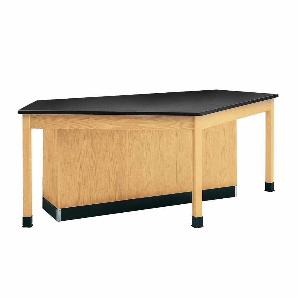 Diversified Woodcrafts Forward Vision I Workstation - Without Sink