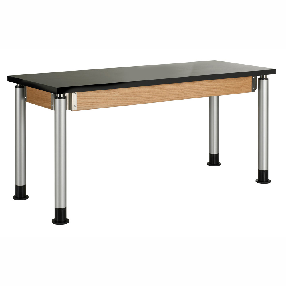 Diversified Woodcrafts Height Adjustable Table
