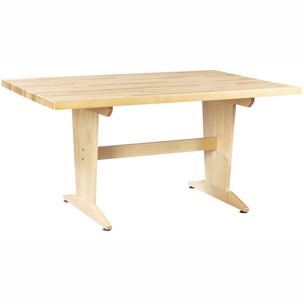 Maple Wood Laminate Top Table - Diversified Woodcrafts