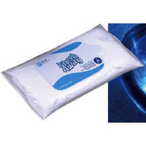 Dynarex Flush Away Flushable Wipes