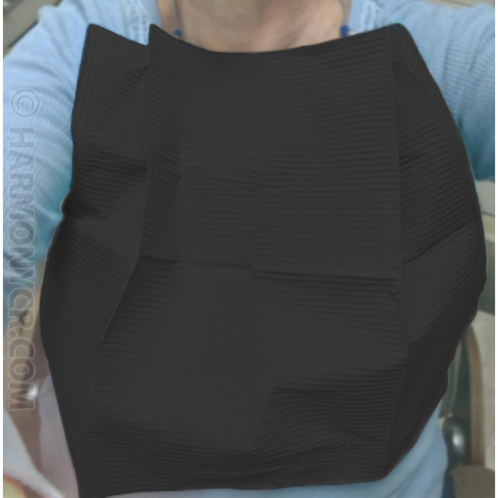 Dynarex Dental Bib, 2-Ply Paper