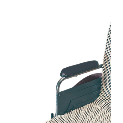 """Dycem non-slip netting roll 24"""" x 6 1/2 foot white"""