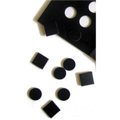 Dycem Non-Slip Material Disc and Squares
