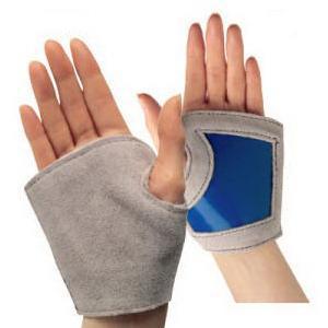 Dycem Wheelchair Adult Pushing Cuffs, One Size