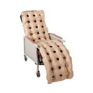 Ehob Waffle Chair Pad with Measured Air Delivery Pump