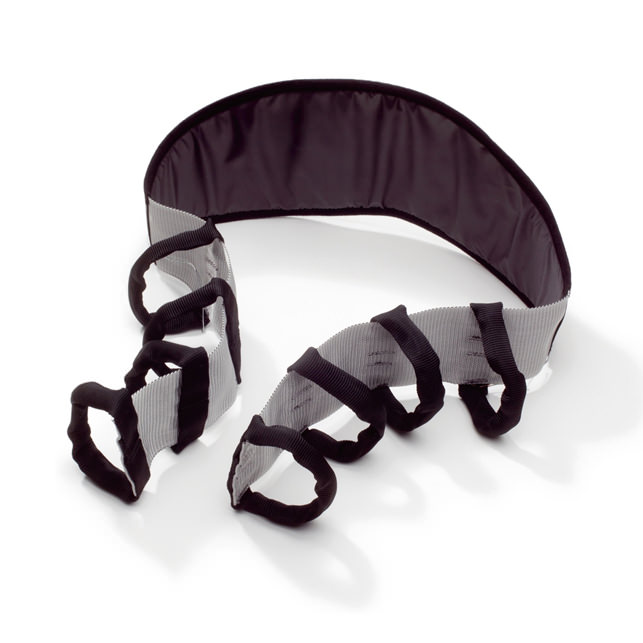 Immedia multifunctional transfer sling short, 2 x 4 handles