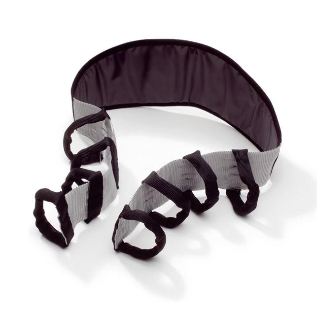 Immedia multifunctional transfer sling long, 2 x 4 handles