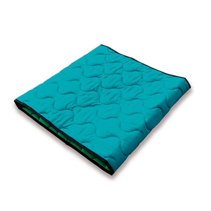 "Immedia GlideCushion, polyester/cotton, 27.25"" W x 27.5"" L"