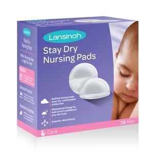 Lansinoh Stay Dry Disposable Nursing Pad