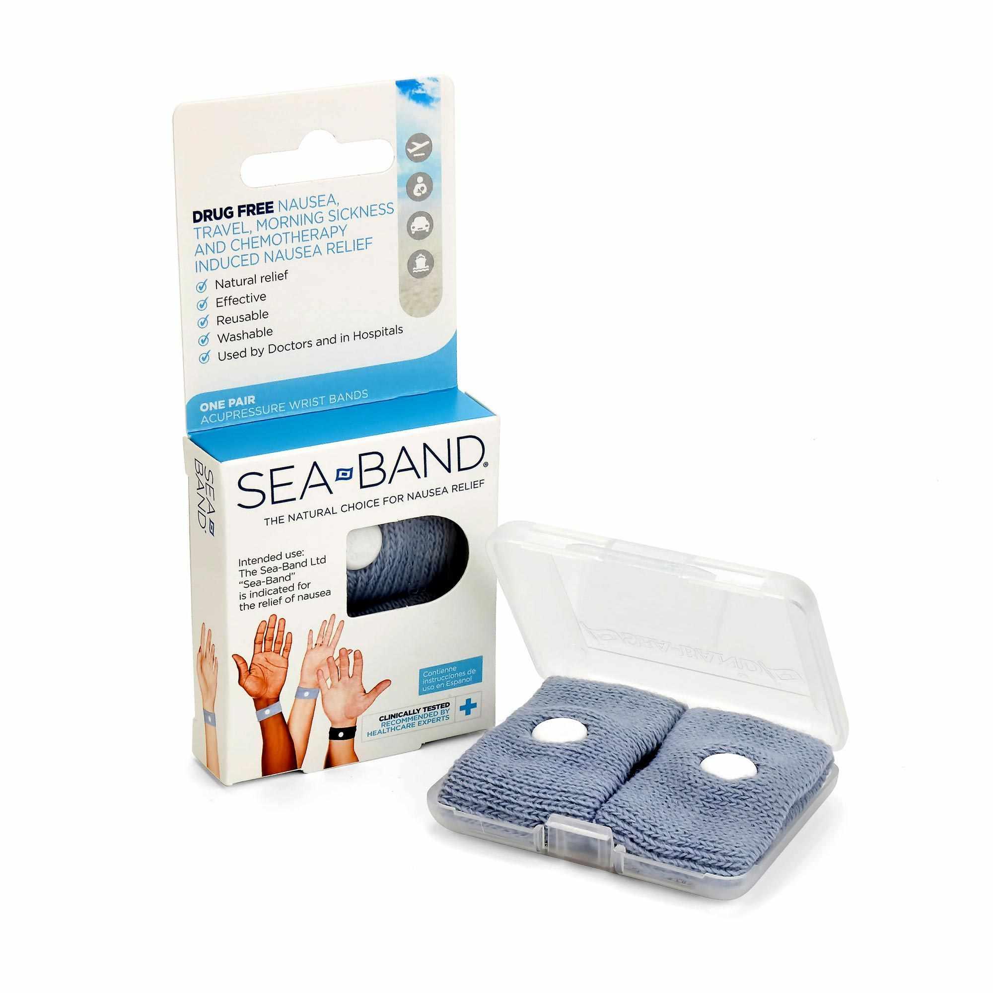 Sea-Band Accupressure Wrist Band