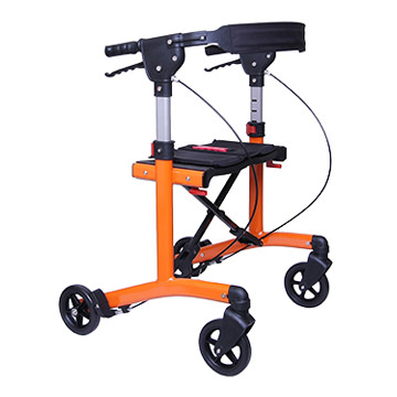 Escape mini anterior rollator/walker