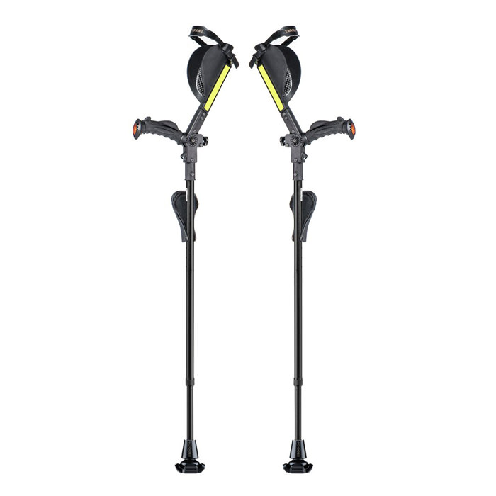 Ergoactives Forearm Crutches   Ergoactives 7G Ergobaum Crutches