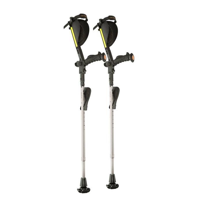 Ergoactives Forearm Crutches | Ergoactives (7G) Ergobaum Crutches
