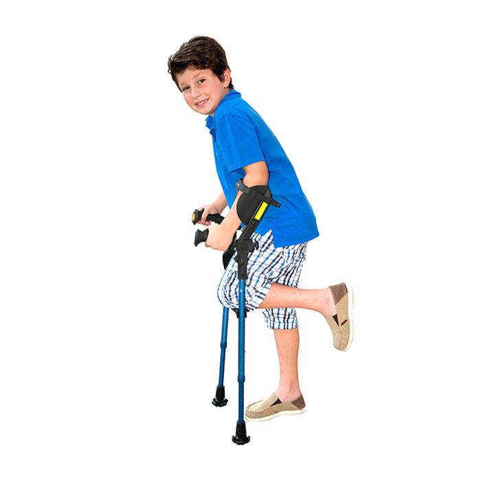 Ergoactives Ergobaum Junior Forearm Crutches (Pair)