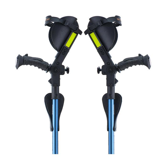 Ergobaum Junior Forearm Crutches | Ergoactives Kids Forearm Crutches