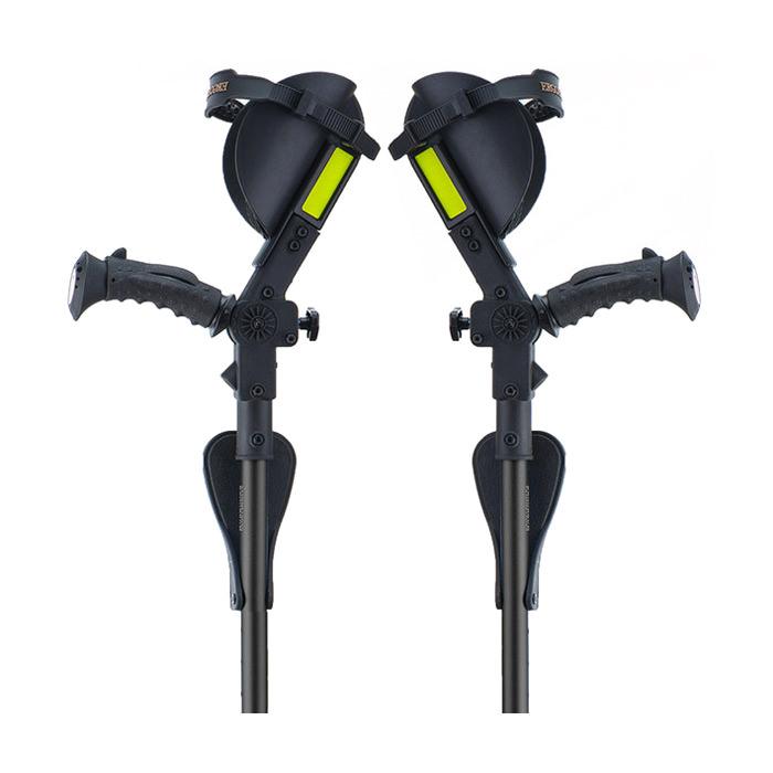 Ergobaum Forearm Crutches | Ergoactives Kids Forearm Crutches