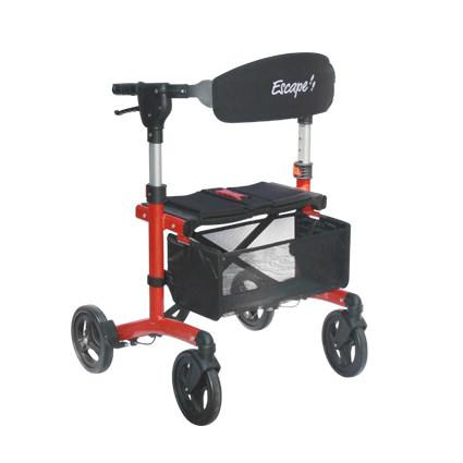 Escape anterior rollator/walker