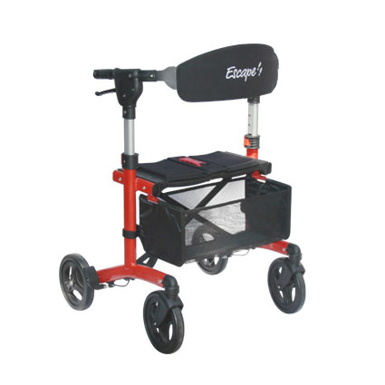 Escape anterior rollator/walker